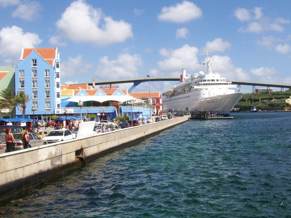 Curacao harbour