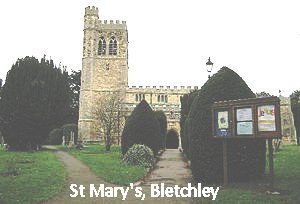 St Mary, Bletchley